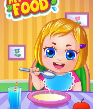 My Baby Food Ekran Görüntüleri - 2