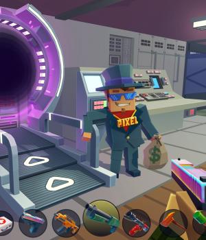 Pixel Combat: Zombies Strike Ekran Görüntüleri - 1