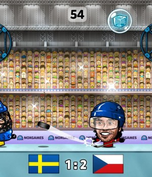 Puppet Hockey: Pond Head Ekran Görüntüleri - 2