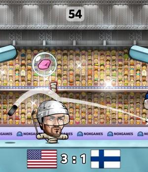 Puppet Hockey: Pond Head Ekran Görüntüleri - 3