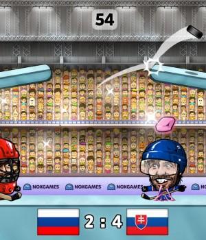 Puppet Hockey: Pond Head Ekran Görüntüleri - 1