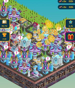 Skyward City: Urban Tycoon Ekran Görüntüleri - 3