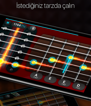 Guitar - real games &lessons - 2