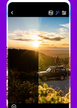 Adobe Photoshop Camera Ekran Görüntüleri - 5