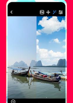 Adobe Photoshop Camera Ekran Görüntüleri - 7