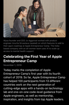 WWDC Ekran Görüntüleri - 2