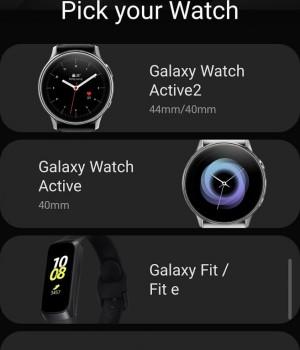 Galaxy Wearable Ekran Görüntüleri - 2