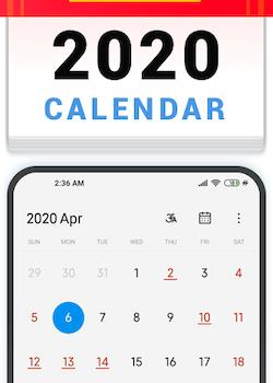 Mi Calendar Ekran Görüntüleri - 2