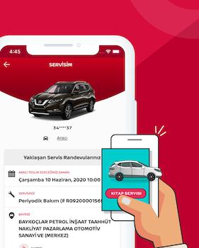 Nissan Türkiye Ekran Görüntüleri - 1