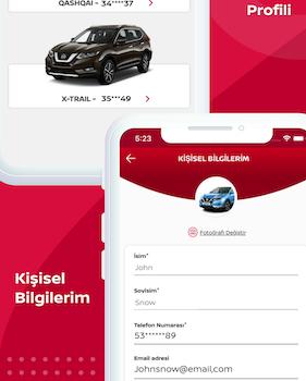 Nissan Türkiye Ekran Görüntüleri - 6