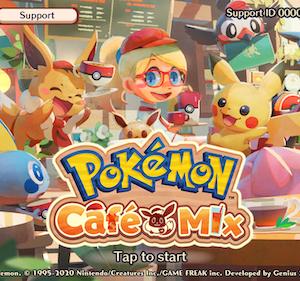 Pokémon Café Mix Ekran Görüntüleri - 1