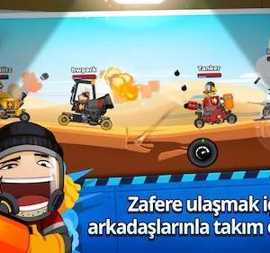 Super Tank Blitz Ekran Görüntüleri - 3