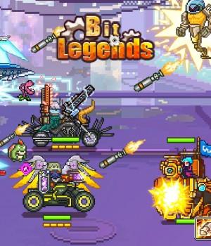 Bit Legends Ekran Görüntüleri - 2