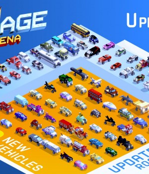 Carnage: Battle Arena Ekran Görüntüleri - 3