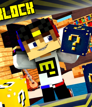 Lucky Block Mod Ekran Görüntüleri - 3
