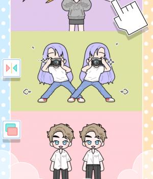 Pastel Friends : Dress Up Game Ekran Görüntüleri - 1