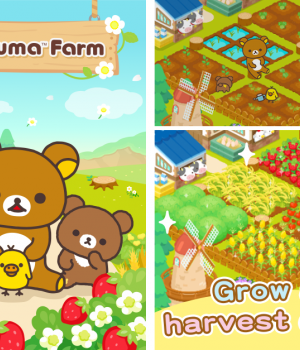 Rilakkuma Farm Ekran Görüntüleri - 2