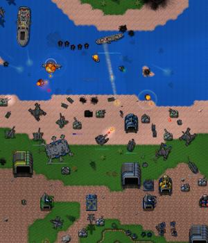 Rusted Warfare Ekran Görüntüleri - 3