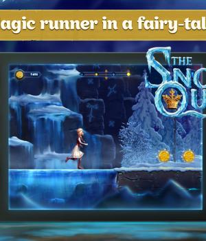 Snow Queen: Frozen Fun Run Ekran Görüntüleri - 2