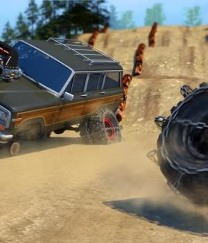 Spintrials Offroad Car Driving & Racing Games 2020 Ekran Görüntüleri - 3