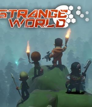 Strange World Ekran Görüntüleri - 2