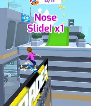 Skater Race - 1