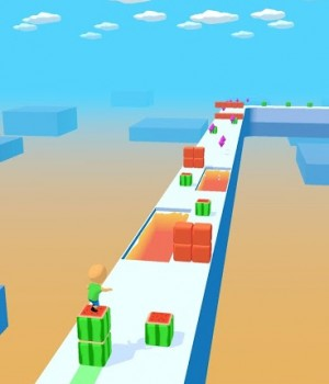 Cube Surfer! - 2