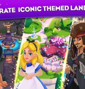 Disney Wonderful Worlds Ekran Görüntüleri - 2