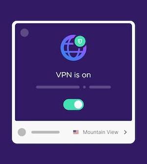 Mozilla VPN Ekran Görüntüleri - 1