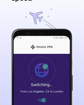 Mozilla VPN Ekran Görüntüleri - 3