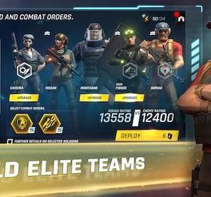 Tom Clancy's Elite Squad Ekran Görüntüleri - 8