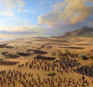 Total War Saga: TROY Ekran Görüntüleri - 4