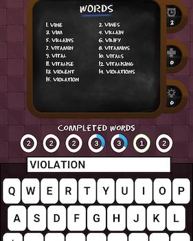 Words Master Ekran Görüntüleri - 5