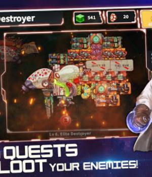 Cosmic Wars Ekran Görüntüleri - 6