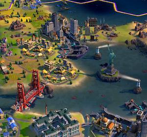 Civilization VI Ekran Görüntüleri - 4