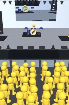 Crowd Surfing 3D Ekran Görüntüleri - 1
