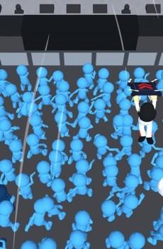 Crowd Surfing 3D Ekran Görüntüleri - 3