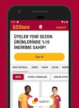 Galatasaray SK Ekran Görüntüleri - 7