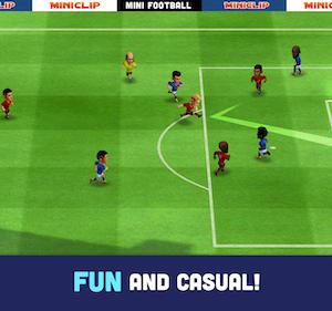 Mini Football Ekran Görüntüleri - 1