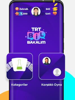TRT Bil Bakalım Ekran Görüntüleri - 5