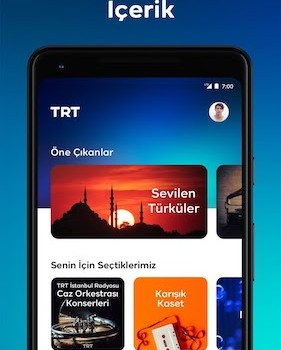 TRT Dinle Ekran Görüntüleri - 1