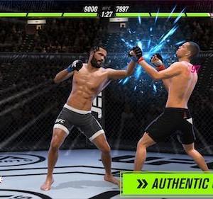 UFC Mobile Ekran Görüntüleri - 1