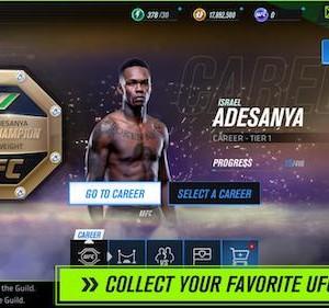 UFC Mobile Ekran Görüntüleri - 2