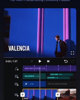VN Video Editor Ekran Görüntüleri - 1