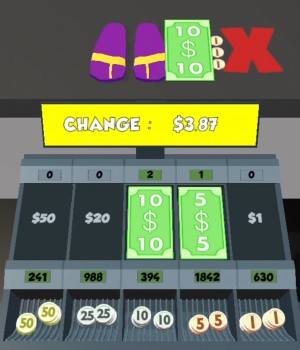 Cashier 3D - 4
