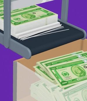 Money Maker 3D - 3