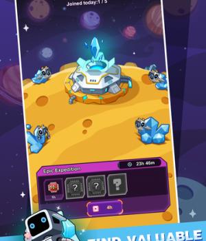 Idle Space Miner Ekran Görüntüleri - 6