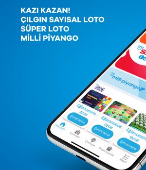 Milli Piyango Şans Oyunları Ekran Görüntüleri - 2