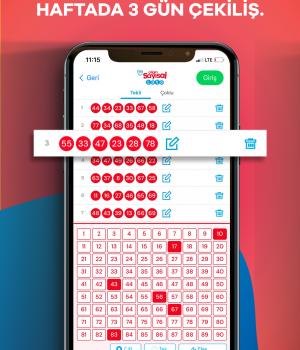 Milli Piyango Şans Oyunları Ekran Görüntüleri - 7