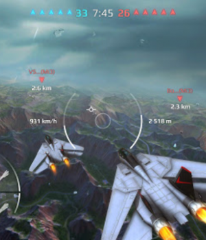 Sky Combat Ekran Görüntüleri - 21